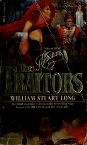 Cover of: The Traitors (The Australians, Vol III): The Australians III