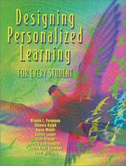Cover of: Designing personalized learning for every student by