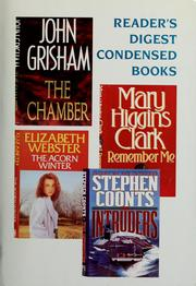 Cover of: Reader's digest condensed books | Mary Higgins Clark