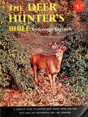 Cover of: The deer hunter
