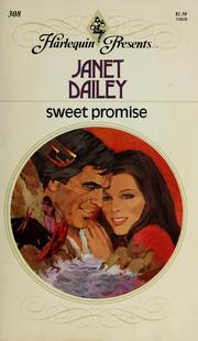 Cover of: Sweet promise | Janet Dailey