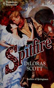 Cover of: Spitfire by DeLoras Scott