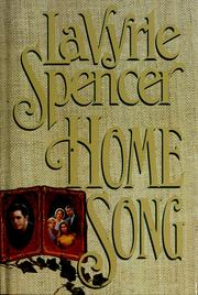 Cover of: Home song | LaVyrle Spencer