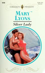 Cover of: Silver Lady | Mary Lyons