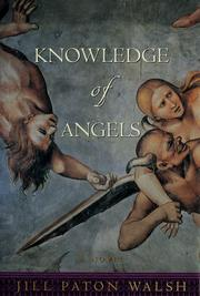 Cover of: Knowledge of angels | Jill Paton Walsh