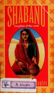 Cover of: Shabanu | Suzanne Fisher Staples