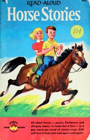 Cover of: Read aloud horse stories | Mabel Watts