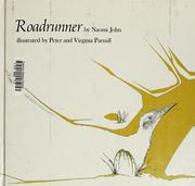 Cover of: Roadrunner | Naomi John