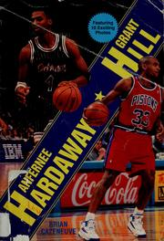 Cover of: Anfernee Hardaway Grant Hill | Brian Cazeneuve