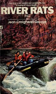 Cover of: River Rats Inc | Jean Craighead George