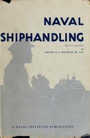 Naval shiphandling crenshaw