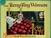 Cover of: The teeny-tiny woman | Jean Little