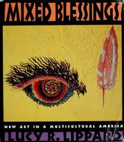 Cover of: Mixed blessings | Lucy R. Lippard