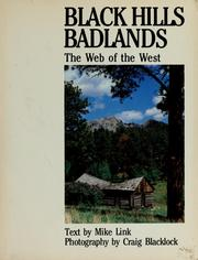 Cover of: Black Hills Badlands | Link, Michael.