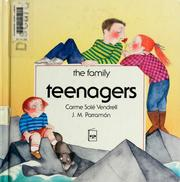 Cover of: Teenagers | Carme Solé Vendrell