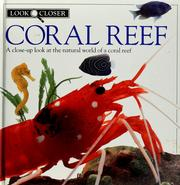 Cover of: Coral reef | Burton, Jane.