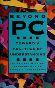 Cover of: Beyond PC