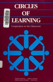 Cover of: Circles of learning | David W. Johnson ... [et al.].