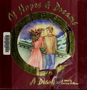 Cover of: Of hopes and dreams, a diary | Courtney Williams