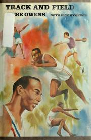 Cover of: Track and field | Jesse Owens