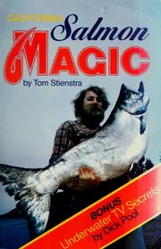 Cover of: Salmon magic | Tom Stienstra