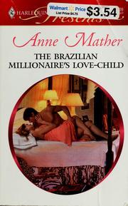 The Brazilian millionaire's love-child