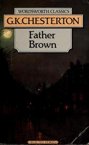 Cover of: Father Brown by G. K. Chesterton