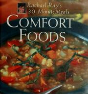 Cover of: Comfort foods | Rachael Ray