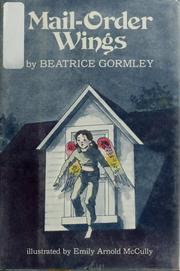 Cover of: Mail-order wings | Beatrice Gormley