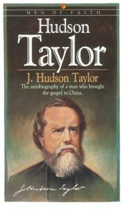 Cover of: Hudson Taylor (Men of Faith)
