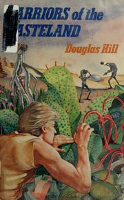 Cover of: Warriors of the wasteland | Douglas Arthur Hill