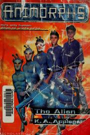 Cover of: The Alien by Katherine A. Applegate