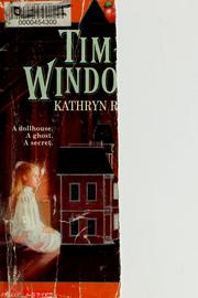 Cover of: Time Windows by Kathryn Reiss