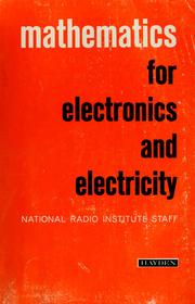 Mathematics for electronics and electricity