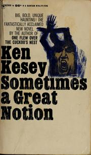 Image result for sometimes a great notion cover""