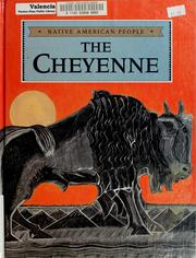 Cover of: The Cheyenne | Sally Lodge