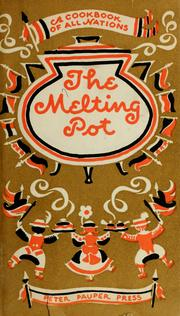 Cover of: The melting pot | Edna Beilenson