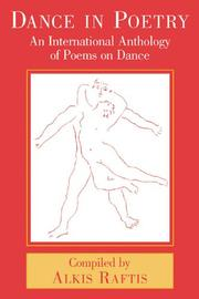 Cover of: Dance in Poetry