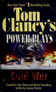 Cover of: Tom Clancy's power plays. | Tom Clancy