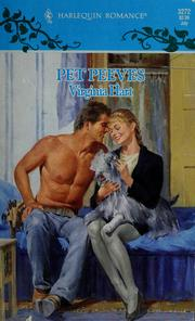 Cover of: Pet Peeves by Hart