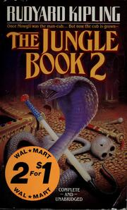 The jungle book 2 by Rudyard Kipling