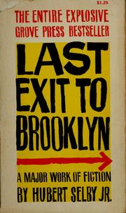 Last exit to Brooklyn by Hubert Selby
