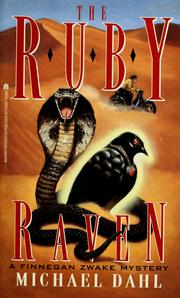 Cover of: The ruby raven | Michael Dahl