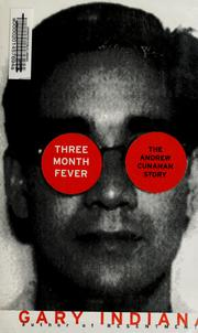 Cover of: Three Month Fever | Gary Indiana