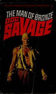 Cover of: Doc Savage. # 1 by Kenneth Robeson