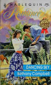 Cover of: Dancing Sky (Harlequin Romance, No 3062) | Bethany Campbell