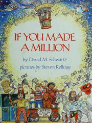 Cover of: If you made a million by David M. Schwartz