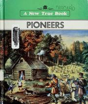 Cover of: Pioneers