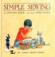 Cover of: Simple sewing by Gretchen Beede