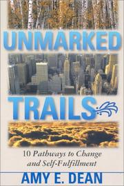 Cover of: Unmarked trails
